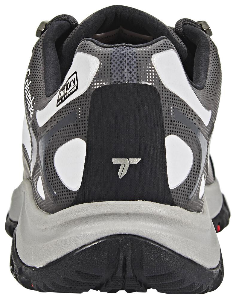 Columbia Terrebonne Outdry Extreme Chaussures blancnoir